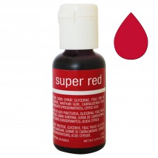 Гелевий барвник Chefmaster Liqua-Gel Super Red